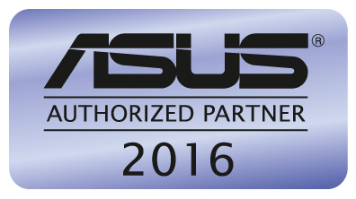ASUS® Authorized Partner Blue 2016